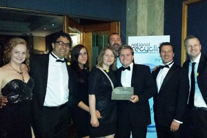 National Recycling Awards 2013